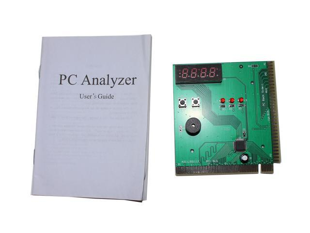 New Motherboard Diagnostic Card Problem Tester Analyzer Tool PC Laptop Notebook
