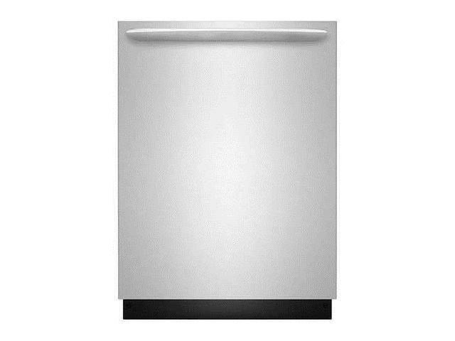 FRIGIDAIRE FGID2476SF 26' Built-In Dishwasher, Stainless Steel photo