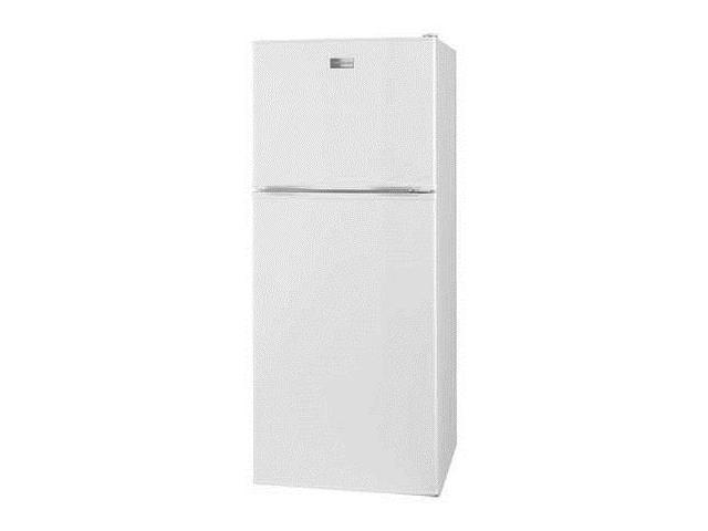 FRIGIDAIRE FFET1022UW Top Mount Refrigerator, 9.9 cu ft, White photo