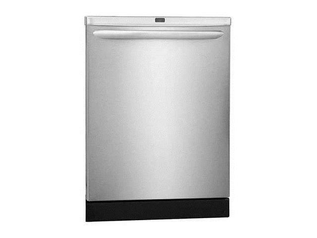 FRIGIDAIRE FGID2466QF 24' Built-In Dishwasher, Stainless Steel photo