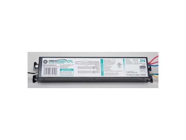 GE CURRENT GEC240MVPS-A CFL Ballast, Electronic,69W,120/277V photo