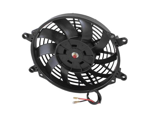 Unique Bargains DC 24V 9' Air Conditioner Heat Sink Cooling Fan Cooler for Car Vehicle photo