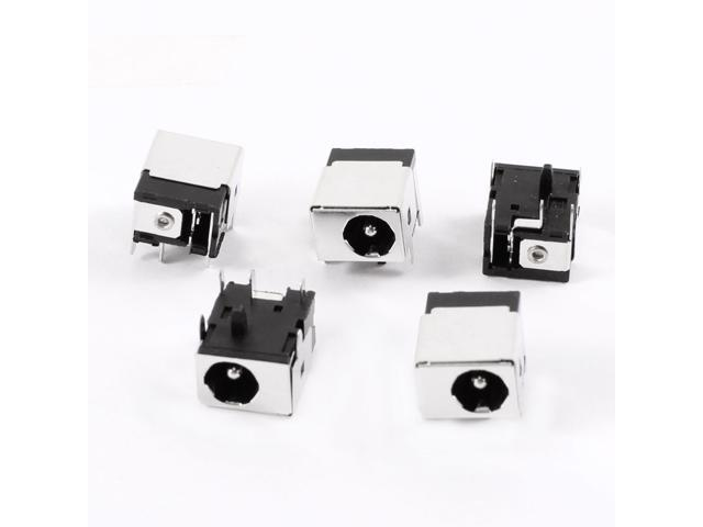 Unique Bargains 5pcs Notebook PJ003SA DC Power Jack Scoket for ACER Aspire 5050 3050 photo