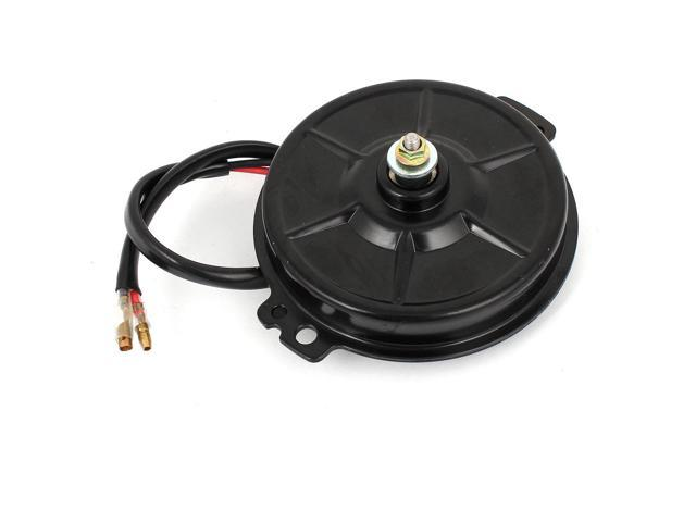 Unique Bargains Car Auto Air Conditioner Cooling Fan Ultrathin Wired Motor DC 24V 3900R/Min photo