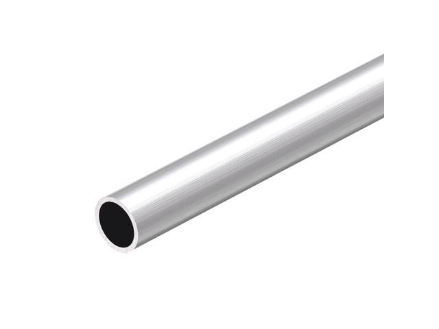 "12 inches long 6063-T52 Aluminum Round Tube 3 inch OD 0.065/"" wall"