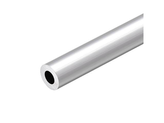 6063 UAAC 2pcs Aluminum Architectural Square Tube .062 x 1 x 48 in
