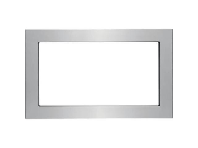Frigidaire MWTK30FPUF 30 inch Stainless Steel Microwave Trim Kit photo