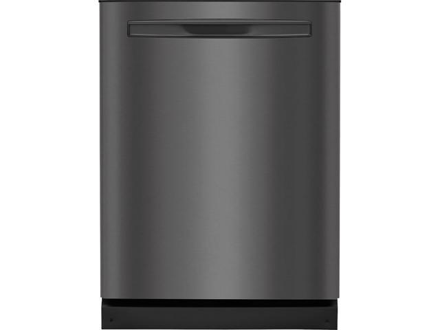 Frigidaire Gallery FGIP2468UD 49dB Black Stainless Built-In Dishwasher photo