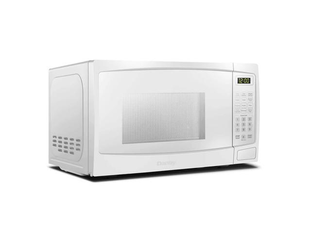 Danby DBMW0720BWW 0.7 Cu. Ft. White Countertop Microwave photo