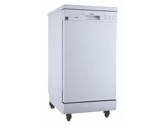 Danby DDW1805EWP 18 inch Portable Dishwasher photo