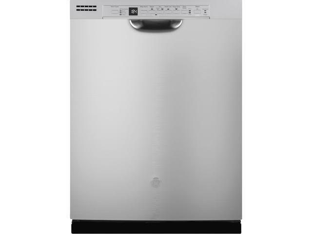 GE GDF630PSMSS 50 dBA Stainless Built-in Dishwasher photo