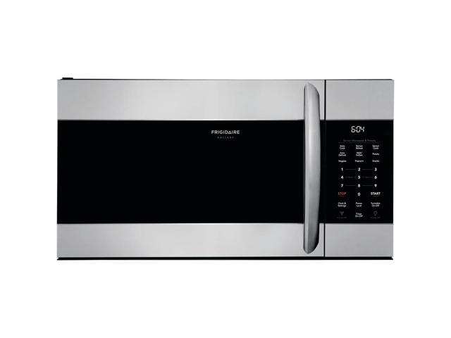 Frigidaire Gallery FGMV17WNVF 1.7 Cu. Ft. Stainless Over-The-Range Microwave photo
