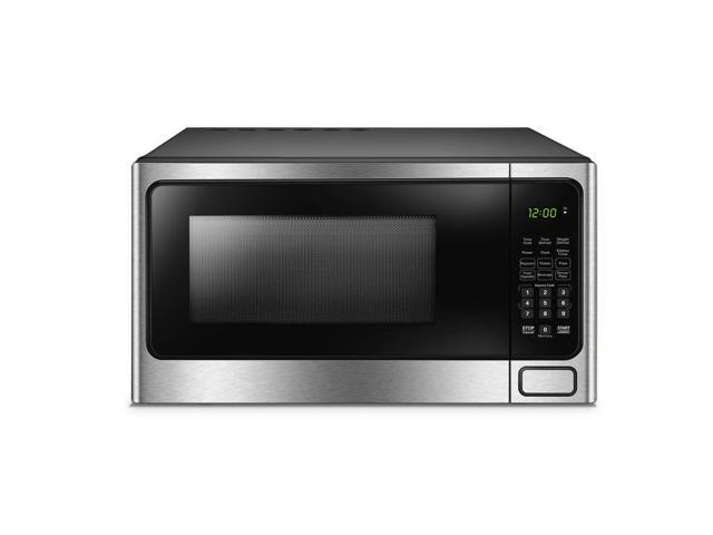 Danby DDMW1125BBS 1.1 Cu. Ft. Stainless Countertop Microwave photo