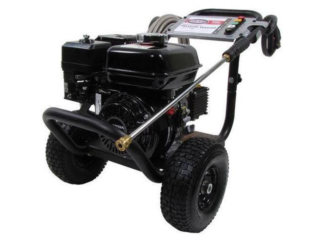 Simpson PS3228-S 3,200 PSI PowerShot Professional Gas Pressure Washer photo