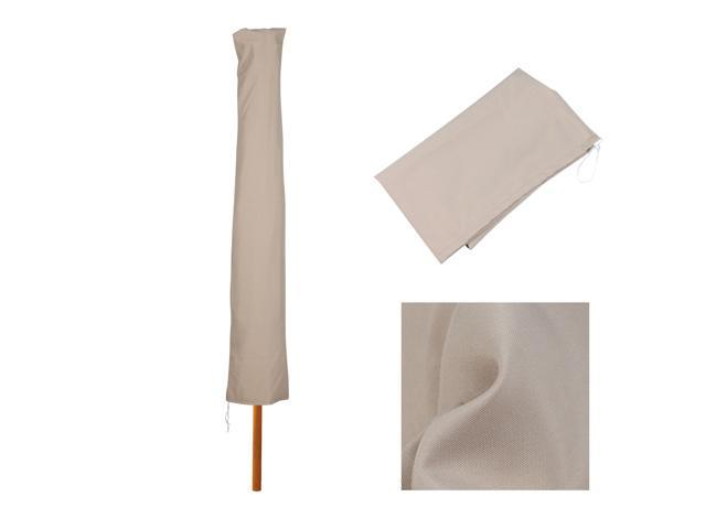 Patio Outdoor Umbrella Cover fit 5 6 7 8 9 10 ft Garden Protective Furniture Bag photo
