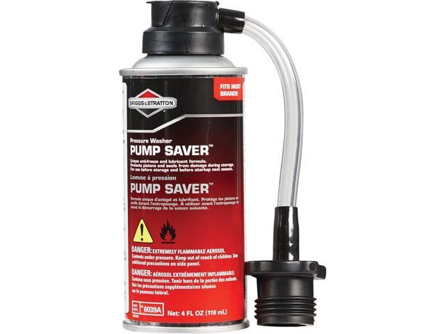 Briggs & Stratton Pump Saver 4 Oz. For Pressure Washer 6039 photo