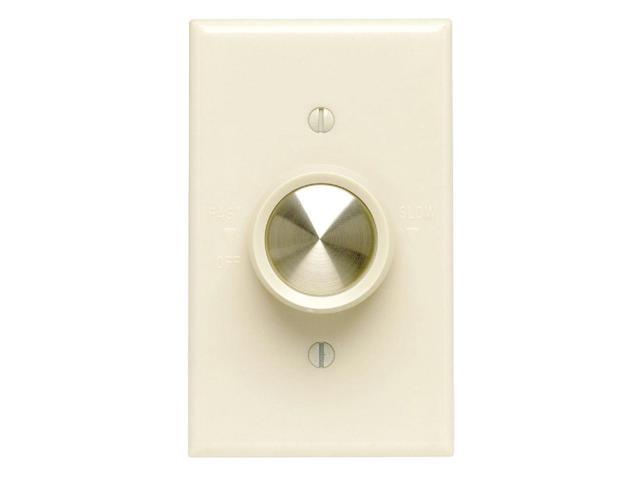Do it Best Ivory Variable-Speed Rotary Fan Control Switch C23-06616-00I photo