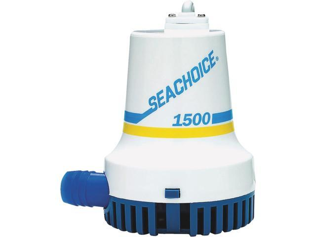 Seachoice 1500 GPH NMMA ABS Plastic Bilge Pump 19291 photo