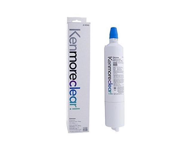 kenmore 9990 refrigerator water filter, white photo