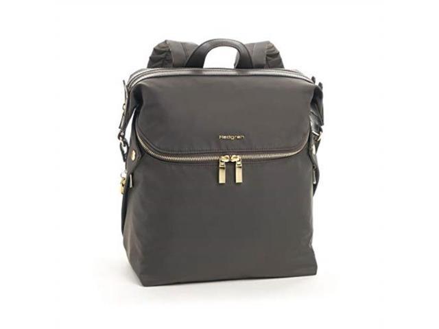 hedgren paragon m fashion backpack purse, medium, pavement (Luggage & Bags) photo