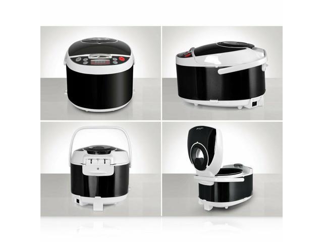 Nutrichef Pkprc16 Digital Elec. pressure Cooker & Slow Cooker photo