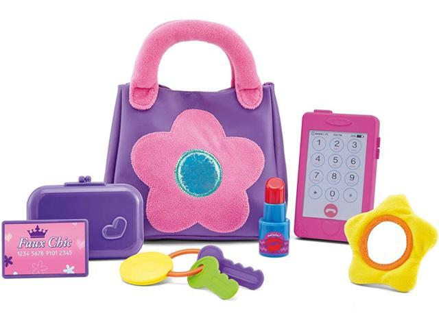 Kidoozie My First Purse, Fun and Educational, For Toddlers and Preschoole (998382227453 Toys & Games Toys Pretend Play) photo