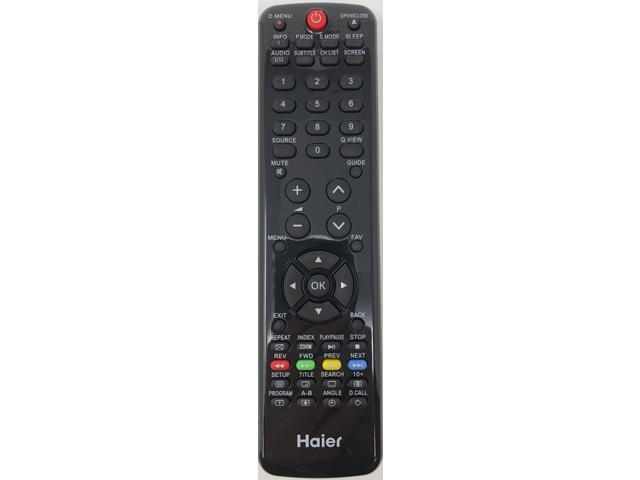Original Haier Remote HTR-D06A for Haier LT19Z6 LTF22Z6 LTF24Z6 LY19Z6 LYF24Z6 photo