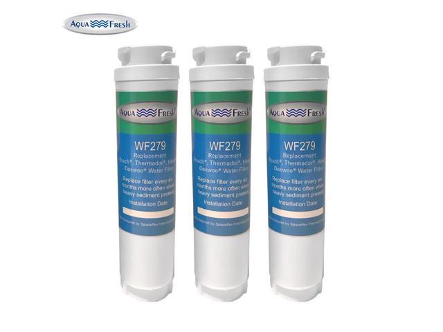 Aqua Fresh Water Filter - Fits Haier HB21FC45NS Refrigerators (3 Pack) photo