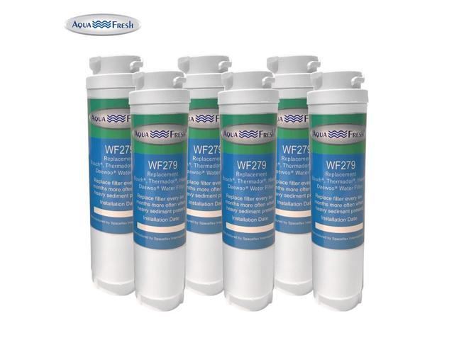 Aqua Fresh Water Filter - Fits Haier HC17SF15RB Refrigerators (6 Pack) photo