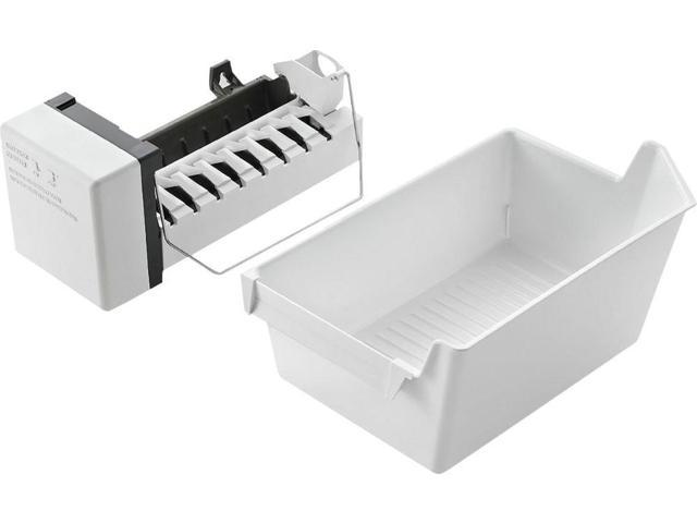 Whirlpool - Automatic Icemaker Kit for Most Side-by-Side Refrigerators - White photo