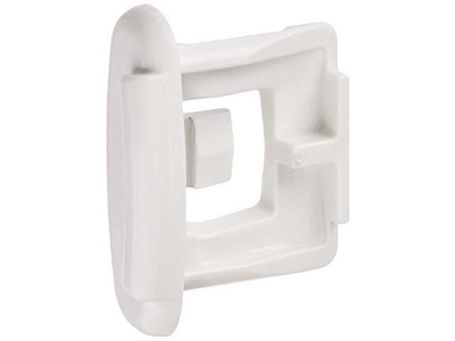 supco dw10304 dishwasher rack slide end cap for ge wd12x10304, wd30x0097, wd30x0093, wd12x344 photo