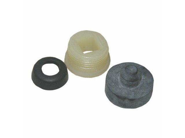 LASCO 04-7203 Toilet Ballcock Repair Brass Seat and Washer Kit for Case/Briggs N photo