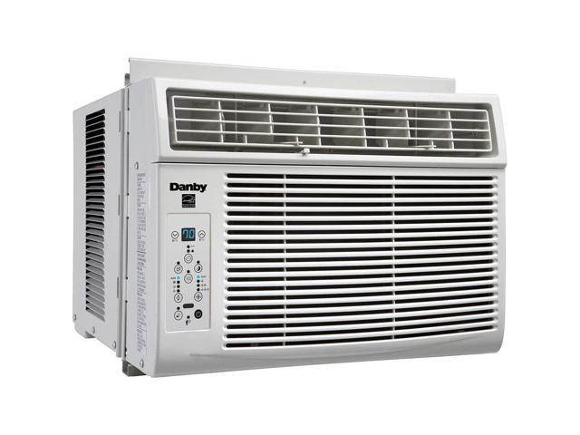 Danby 6000 BTU Window Air Conditioner, Cools up to 250 sq. ft. w/ 3 Fan Speeds photo