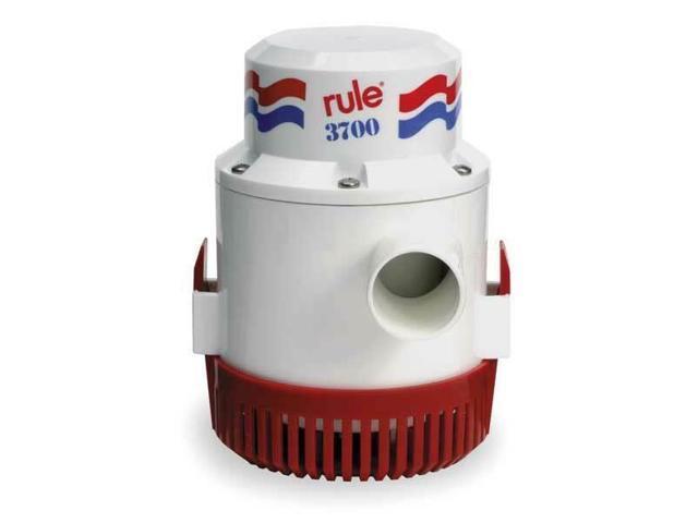 RULE 14 A Pump, Bilge,12 Vdc photo