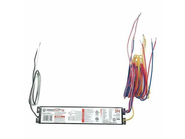 GE LIGHTING GE332-MV-PS-N GE LIGHTING 84 Watts, 3 Lamps, Electronic Ballast photo