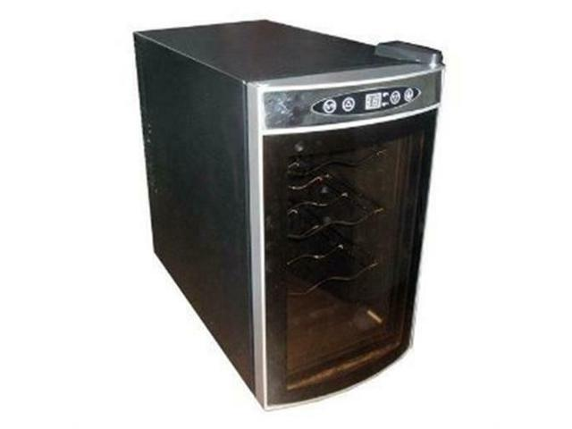 Koolatron WC08 Thermoelectric 8-Bottle Countertop Wine Cellar photo