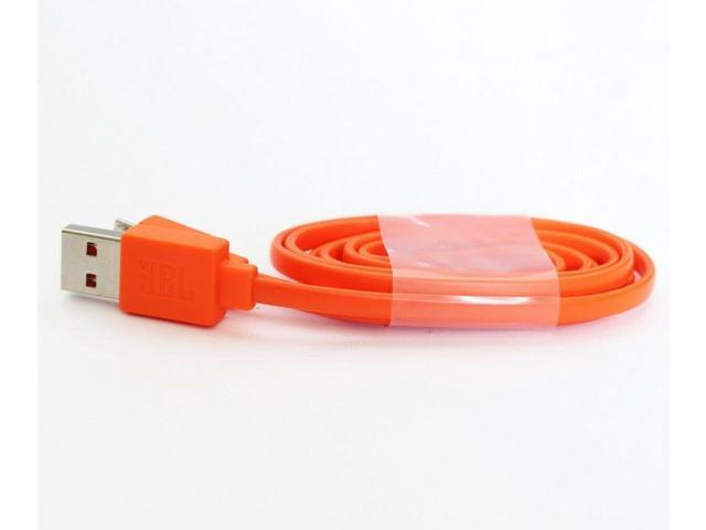 Recertified - Genuine JBL Everest 750NC Headphones /Flip Purse Speakers Micro USB Cable Orange (993248606090 Electronics Cables,electronics Cables) photo