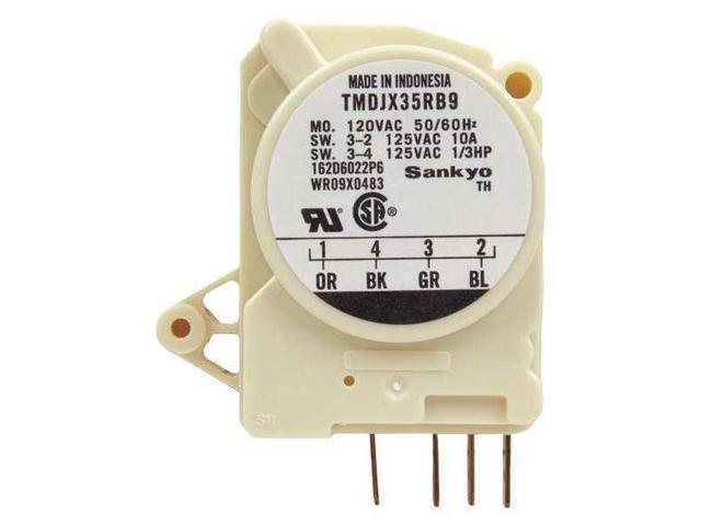 GE WR9X483 Defrost Timer photo