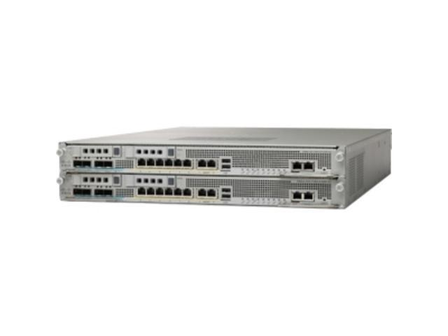 CISCO ASA 5506-X Appliance with Security Plus license for High Availability, 3 DES / AES (ASA5506-SEC-BUN-K9) photo
