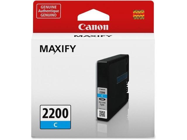Canon PGI-2200 Ink Cartridge - Cyan