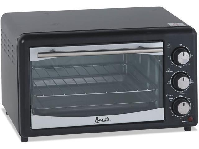 AVANTI POW61B .6 Rotary Toaster oven Broiler photo