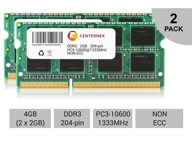 4GB KIT 2 x 2GB HP Compaq Pavilion 20-b012la 20-b013w 20-b014 Ram Memory