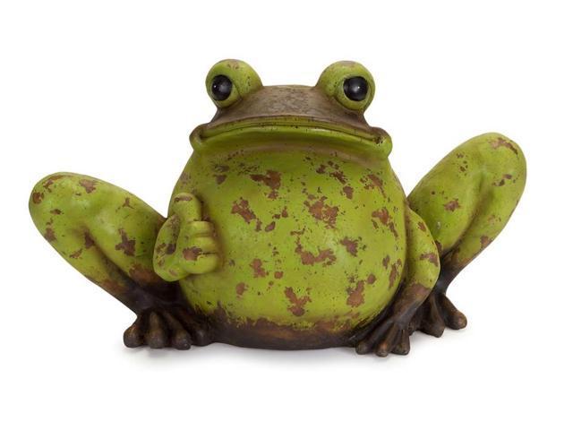 Frog Statue