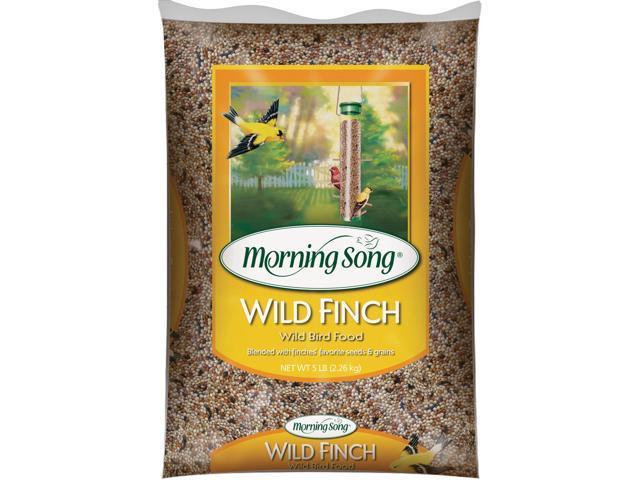 Morning Song 5 Lb. Finch Wild Bird Seed 12417 - 1 Each (998380887277 Home & Garden Lawn & Garden) photo