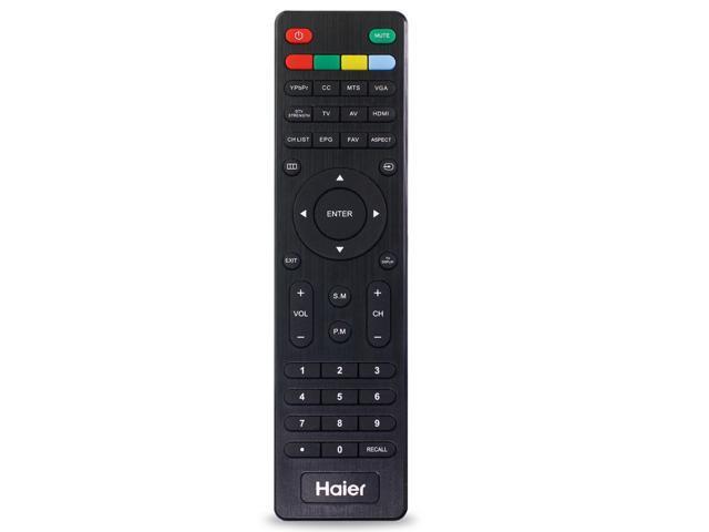 New Remote for Haier TV LE26B13200 LE32B13200 LE22B13800 LE22C2380 LE39F2280 photo