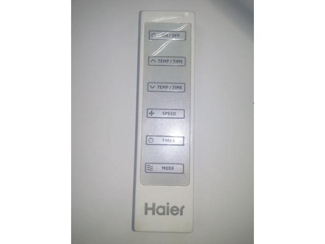 Recertified - OEM Haier AC-5620-088 AC5620088 Air Conditioner Remote Control photo