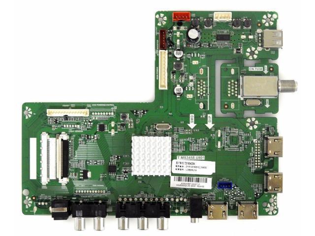 Recertified - Haier 65UF2505A Main Board DH1TKFM0300M, A16043887, HV650QUB-B00 photo