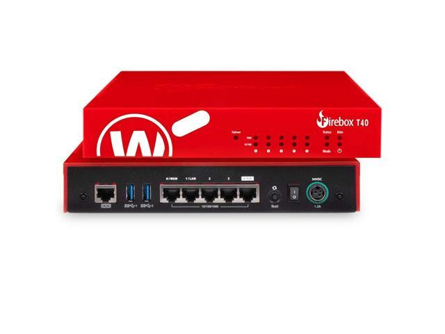 WatchGuard Firebox T40-W Security Appliance with 3YR Standard Support (WGT41003-US) photo