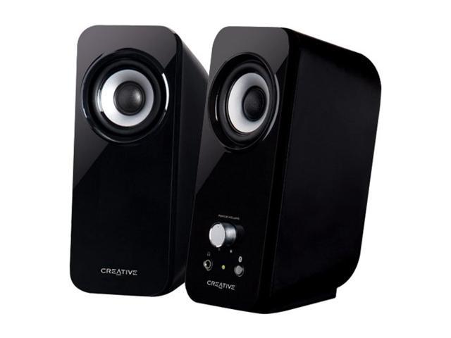 Creative Inspire T12 2.0 Multimedia Speaker System with Bass Flex Technology (993293663185 Electronics Audio Audio Components Speakers) photo