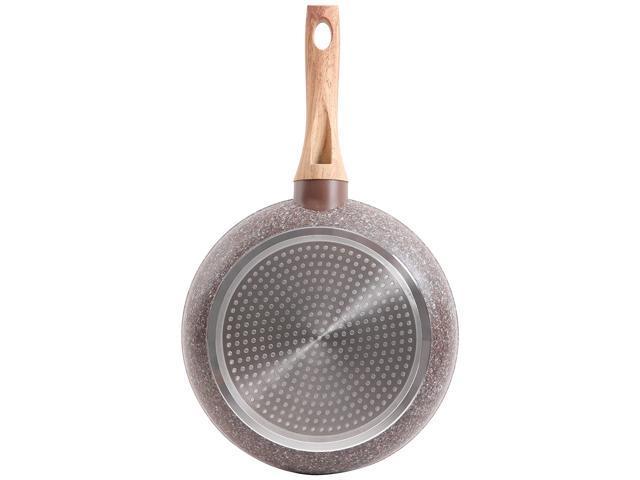 Gibson 112075.01 Orestano 8 Inch Nonstick Fry Pan, Granite photo